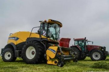 New model series of cutters New Holland FR